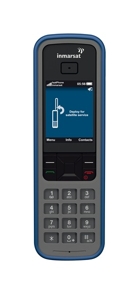 IsatPhone Pro Inmarsat Mobile Handheld Satellite Voice Data Communications