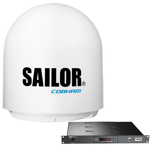 Sailor 800 Ku Band VSAT Satellite